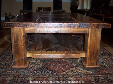 American Legacy Coffee Table